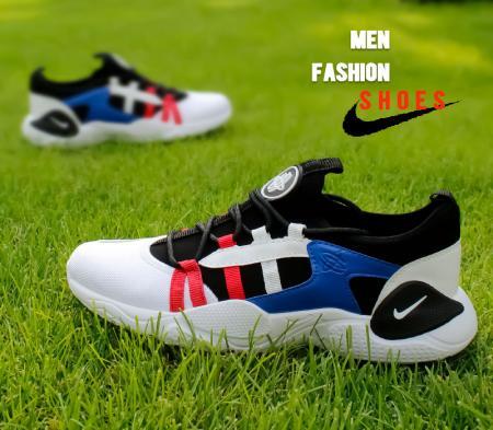 کفش مردانه nike مدل ALPA (سفید مشکی)